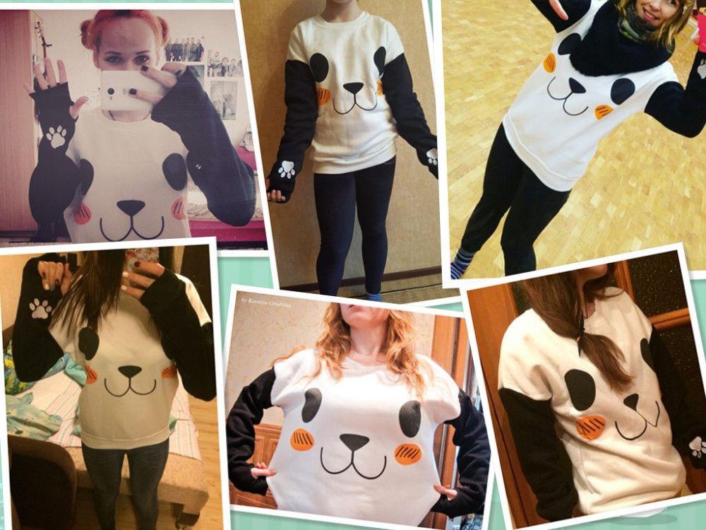 Кофта Панда Style