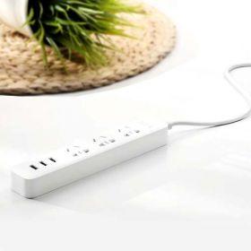 Сетевой фильтр Xiaomi Mi Power Strip 3 Sockets 3 USB белый