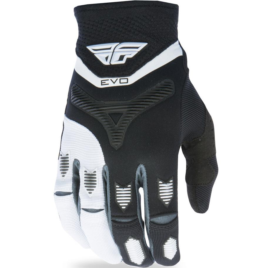 FLY - 2017 Evolution 2.0 перчатки, черно-белые