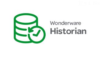 Wonderware Local Historian Server 2014R2 Standard, 50K Tag  (17-1430)