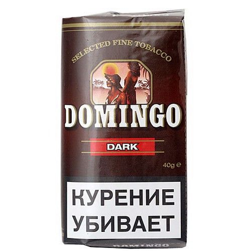 Табак для самокруток Domingo Dark