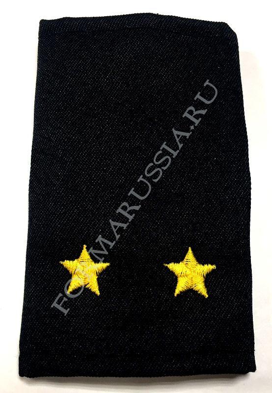 Фальш-погон лейтенант