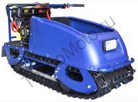 Барс Следопыт RV 15 D S E (СП) полноразмерный буксировщик с двигателем MTR мощностью 15 л. с., склизовая подвеска, задний привод, вариатор Safari, агрессивная гусеница с увеличенным протектором и электростартом