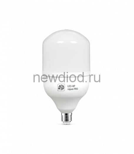 Лампа сд LED-HP-PRO 30Вт 230В Е27 4000К 2700Лм