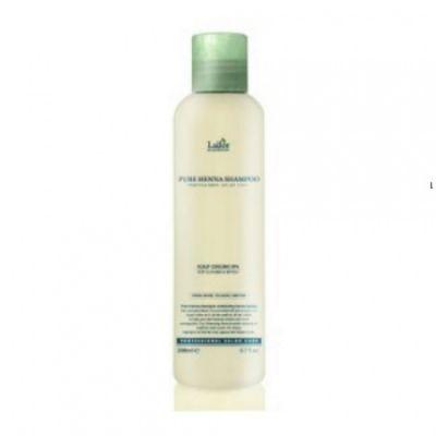 Шампунь для волос с хной укрепляющий La' Dore Pure Henna Shampoo 200ml