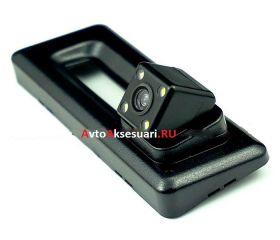 Камера заднего вида в ручку багажника Renault Koleos