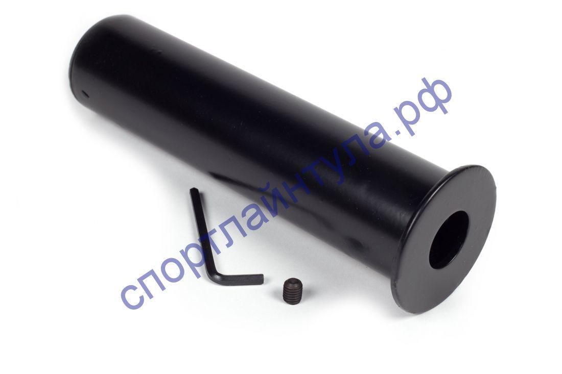 Расширитель для грифа Sportsteel арт. 1102-54 дл. 20см, диам. 26мм и 50мм, металл