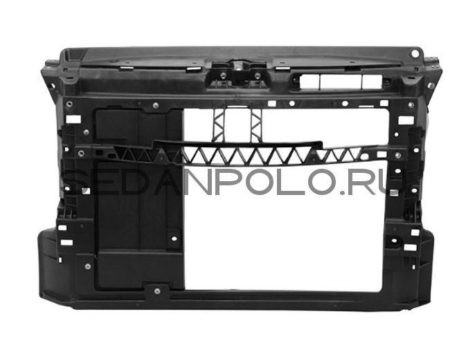 Панель передняя (телевизор) POLO sedan (SAT)