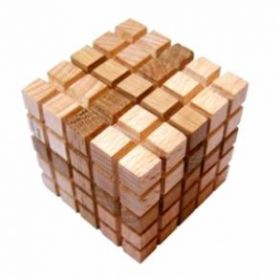 Головоломка Куб из 4 элементов Большой