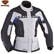 Куртка женская Ixon Corsica, Чёрно-сине-серая