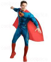 Костюм Супермена (deluxe)