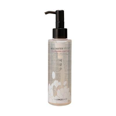 Масло гидрофильное для жирной кожи The Face Shop RWB Cleansing Light Oil