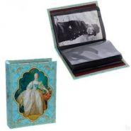 Фотоальбом (10х15 см,80 фото, 40 листов, 2 фото на листе), 18х14х5 см (арт. 699640)