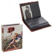 Фотоальбом (10х15 см,200 фото, 50 листов, 4 фото на листе), 23,5х19х6 см, (арт. 699671)