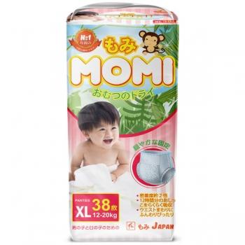 Трусики Momi 12-20 кг (XL) 38 шт.