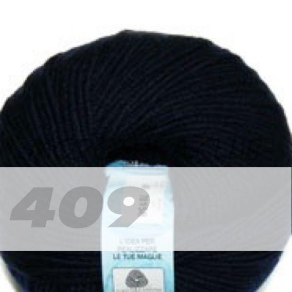 Чернильный Martine BBB (цвет 409), упаковка 10 мотков