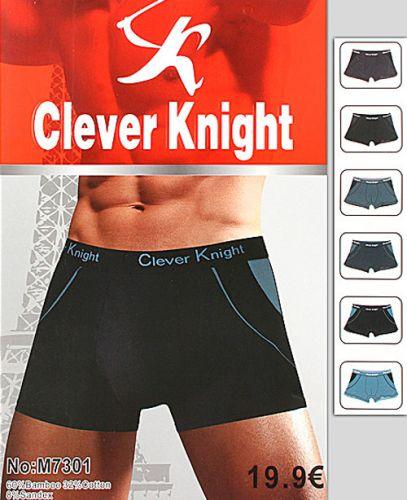 Трусы-боксеры Clever Knight 48-54 №M7301