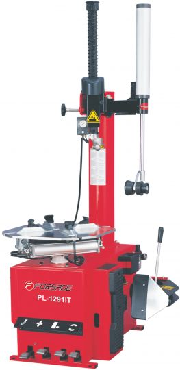 Стенд шиномонтажный полуавтоматический с дополнительным прижимом (380В) макс. диаметр  диска 45'
