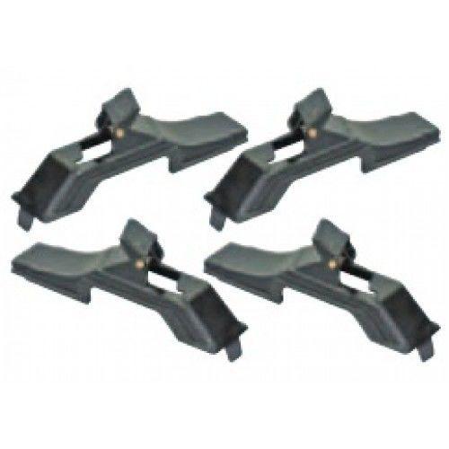 Пластиковые защитные накладки на зажимные кулачки стола (к-кт 4 шт.)