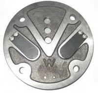 Клапанная плита в комплекте LB-50-2, LB-75-2