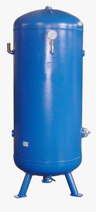 Ресивер вертикальный 900 л., 10 бар, присоед. 2дюйм, предохр.клапан, манометр, кран слива конденсата