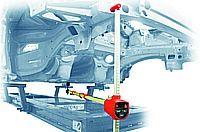 Двухмерная измерительная система ALLVIS-LIGHT на базе электронной линейки оснащенная самоцентрирующимся магнитным фиксатором, с  комплектом адаптеров.  В комплекте: кейс для хранения, набор насадок для измерений, доступ к интернет базе данных на 12 месяце