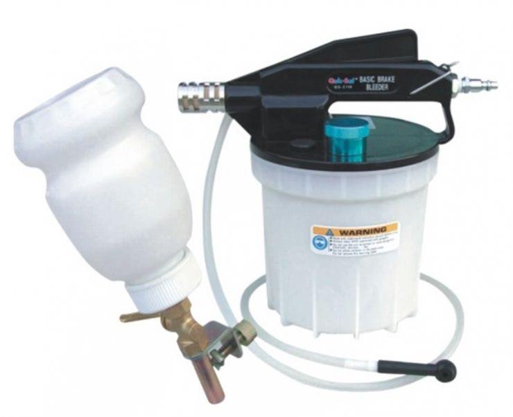 Приспособление для замены тормозной системы+мерный бачок(пневмо)