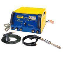 GYSPOT COMBI 230 Е.PRO Аппарат для точечной сварки для выправки поверхностей из стали/алюминия, (макс ток сварки 3800 А)/ (макс ток сварки 7500 А), 230В, 16А, 46,5 кг. В комплекте с расходными материалами арт. 050075 и 050020, аксессуары сталь/алюминий и