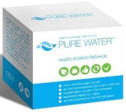 Pure Water Хозяйственное мыло 175 г
