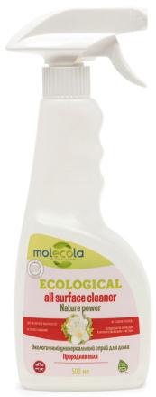 Molecola Универсальный спрей для дома Nature Power Природная сила экологичный 500 мл