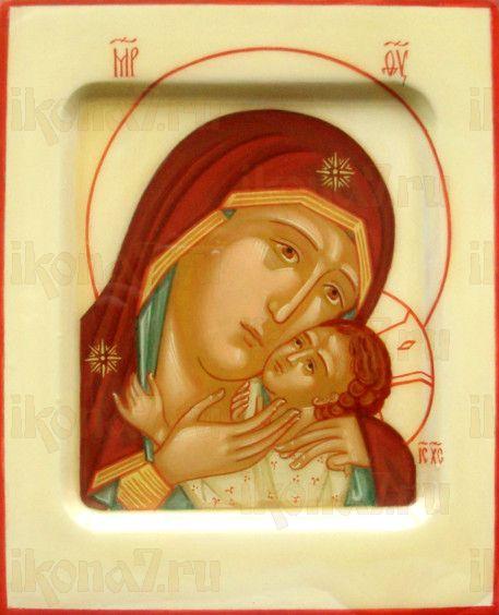 Касперовская икона Божией Матери (рукописная)