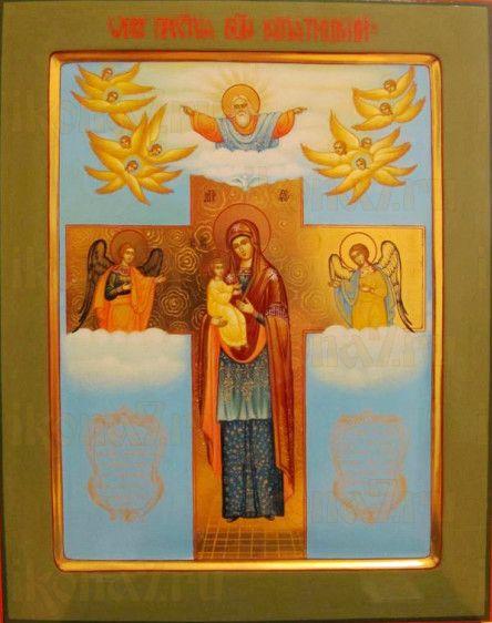 Купятицкая икона Божией Матери (рукописная)
