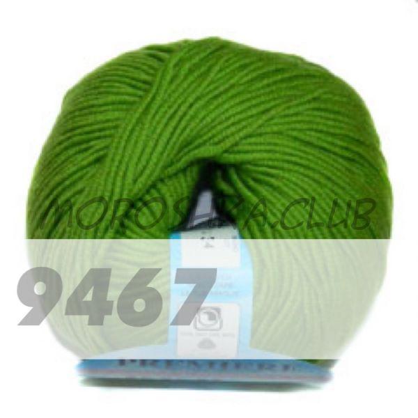 Зелёный Premiere BBB (цвет 9467), упаковка 10 мотков