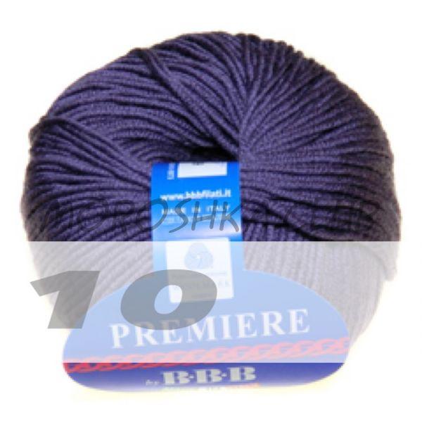 Фиолетовый Premiere BBB (цвет 10)