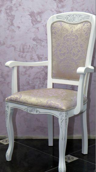 Кресло Алекса кабриоль (эмаль)