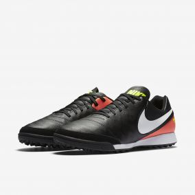 Шиповки NIKE TIEMPOX GENIO II LEATHER TF 819216-018