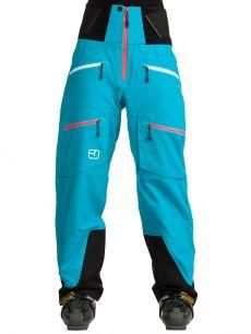 Ortovox MERINO GUARDIAN SHELL 3L [MI] pants W aqua