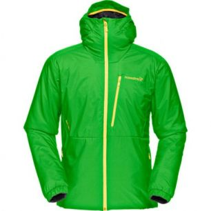 Norrona Lofoten Alpha Jacket Jungle Fever M