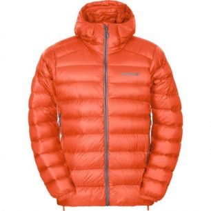 Norrona Lyngen Lightweight down750 Jacket M Hot Chili