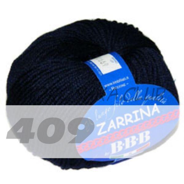 Чернильный Zarrina BBB (цвет 409)