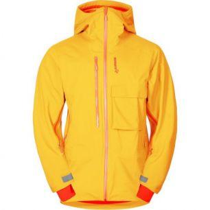 Norrona Lyngen driflex3 Jacket Yellow Saffron M