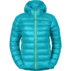 Norrona Lyngen Lightweight down750 Jacket W Iceberg Blue