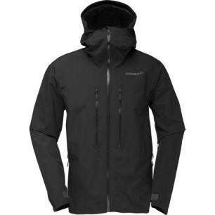 Norrona Trollveggen Gore-Tex Light Pro Jacket Caviar M