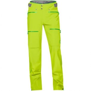 Norrona Lyngen driflex3 Pants Birch Green M