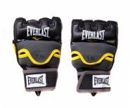 Перчатки боксёрские гелевые с утяжелением 1кг Everlast 4335GRLXL