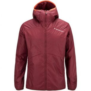 PeakPerformance Men's Radical Liner Jacket cabernet