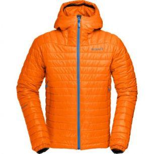 Norrona Falketind PrimaLoft100 Hoody Pure Orange M