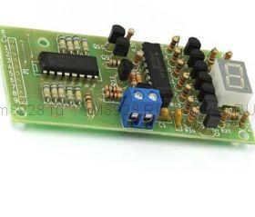 """Радиоконструктор № 061,  """"Индикатор уровня жидкости"""""""