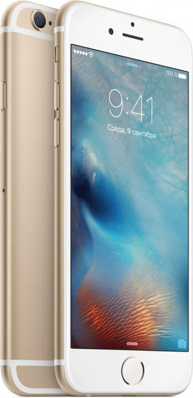 Apple iPhone 6s 32GB (золотистый)