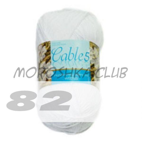 Цвет 82 Cable 5, упаковка 10 мотков